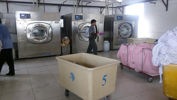 镇江大型洗衣厂